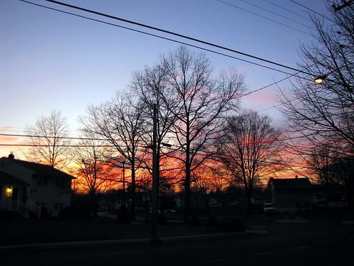 sunset fall southjersey gibbsboro camdencounty southernnj gibbsboronj