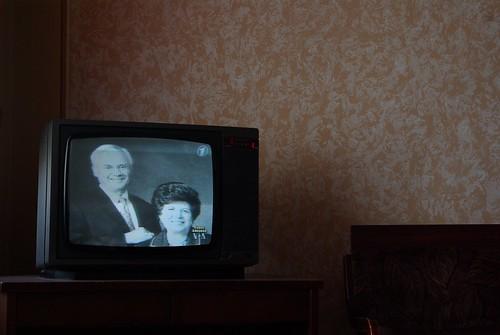 favorite television couple europe ukraine 80s kiev oldtv kviv blackandwhiteimage pentaxk10d olliepalmer olliepalmercom ollieeasterneurope