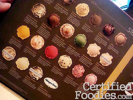 Haagen-Dazs Ice Cream - My New Indulgence | Certified Foodies