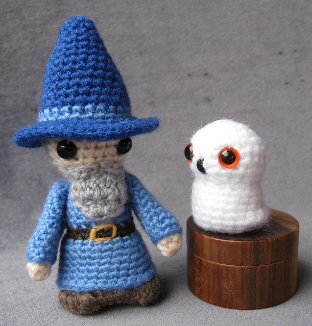 Wizard and Owl