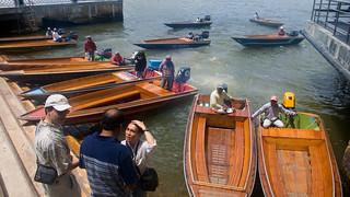 Do boating at Kampong Ayer - Things to do in Bandar Seri Begawan