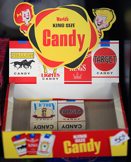 How It Starts?  (Candy Cigarettes)