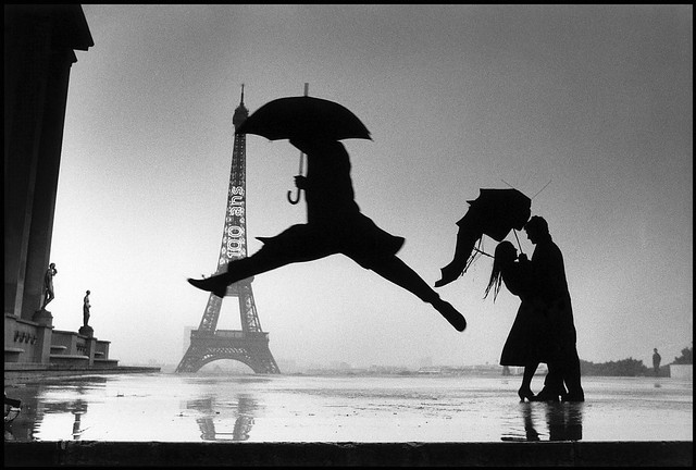 Paris, by Elliott Erwitt, 1989