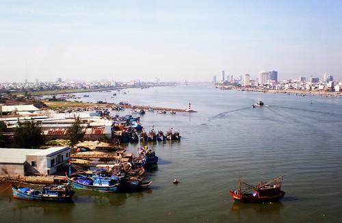 Da Nang view