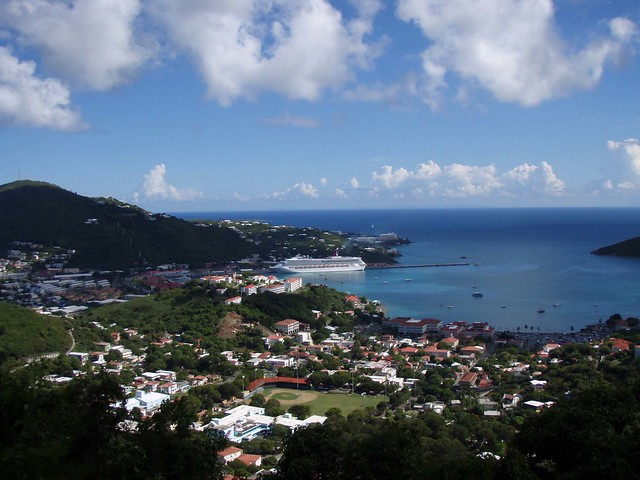 Header of Charlotte Amalie