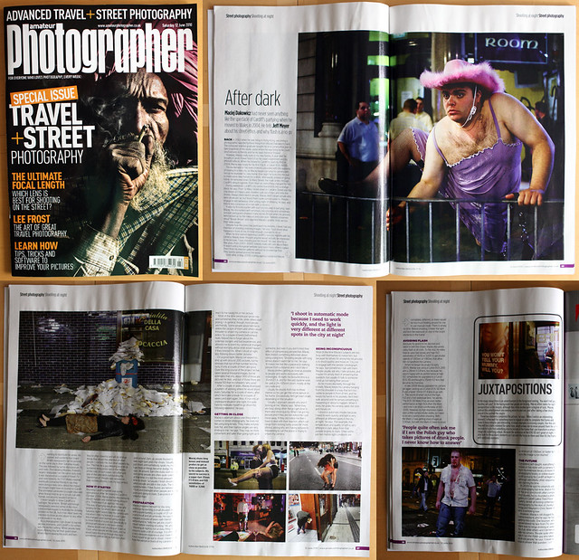 Amateur Photographer magazine. some of you may find it interesting, ...