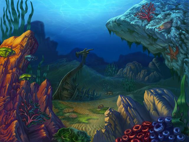 Atlantis Adventures background 01