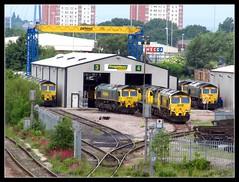 Leeds Midland Road Depot