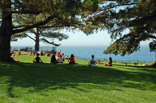 Esalen's 6th Annual Yoga Festival