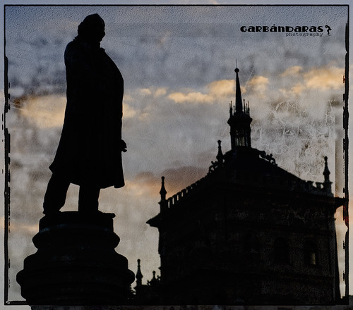 ...the shadow... by Garbándaras