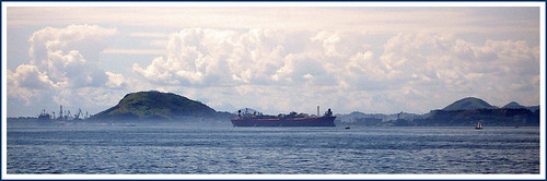 blue sea brazil sky panorama cloud nature beautiful rio brasil riodejaneiro landscape boat cool interesting fantastic perfect ship searchthebest awesome vivid mount exotic tropical huge tropic anawesomeshot flickrdiamond