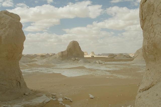 Farafra, El Desierto Blanco de Egipto