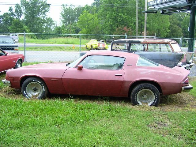 Chevrolet Mobile App >> 1976 Chevrolet Camaro LT | Flickr - Photo Sharing!