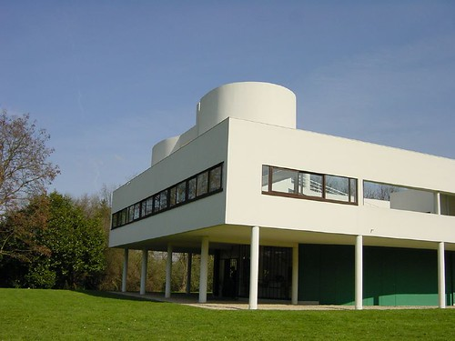 villa savoye sight in poissy france travel guide tripwolf. Black Bedroom Furniture Sets. Home Design Ideas