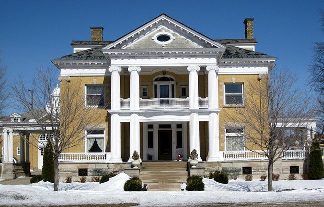 Neoclassical house flickr photo sharing for Neoclassic house