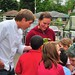 David Anderson Visits the Lewis Garden by lewiselementary
