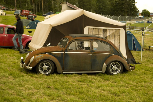 Beetle...little rust. by T.Onnemar
