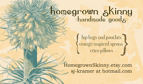 Business Card.... by Homegrown Skinny