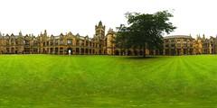 360-180 Glasgow University - Western Square