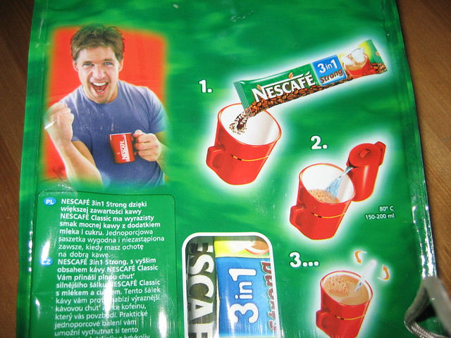 How to make strong nescafe coffee