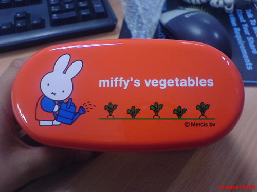 Miffy bento box