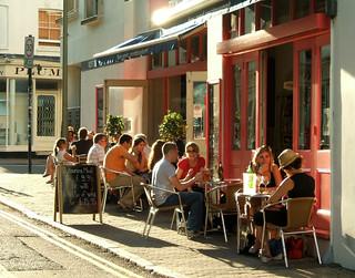 More Cafe Bar Restaurant / Trafalgar Street