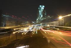 Zooming Effect, Raleigh Skyline