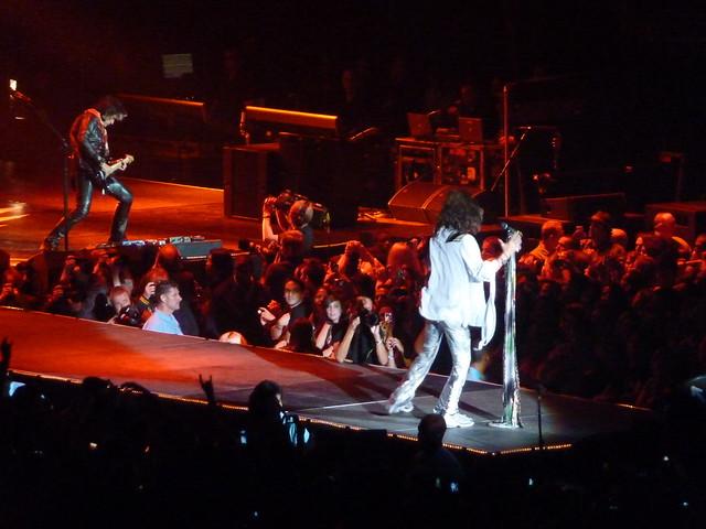 Header of Aerosmith