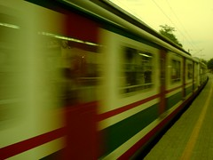 Ankara'nın tren yolu...