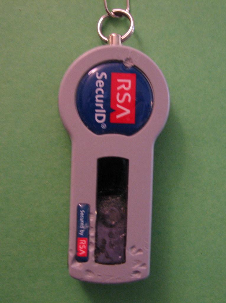 Dog vs  RSA Token #1 | Dog Wins! | Purple Slog | Flickr