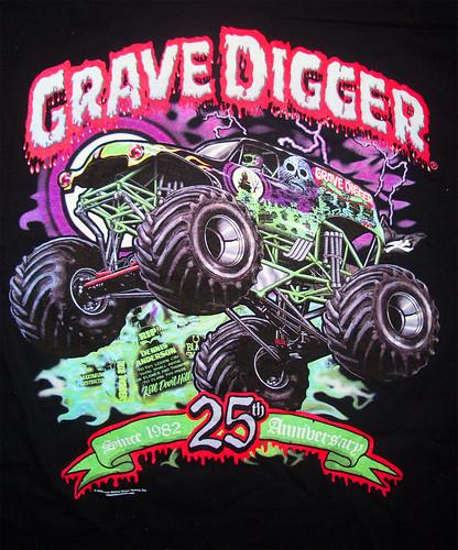 Flickriver most interesting photos tagged with gravedigger - Grave digger wallpaper ...