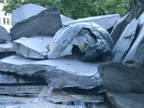 Ammonitenbrunnen