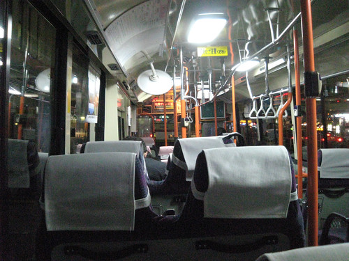 東急急行深夜バス ミッドナイト・アロー