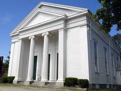 First Parish Church, Bridgewater MA