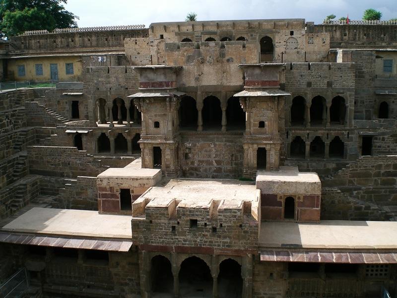 Palacio Chand Baori