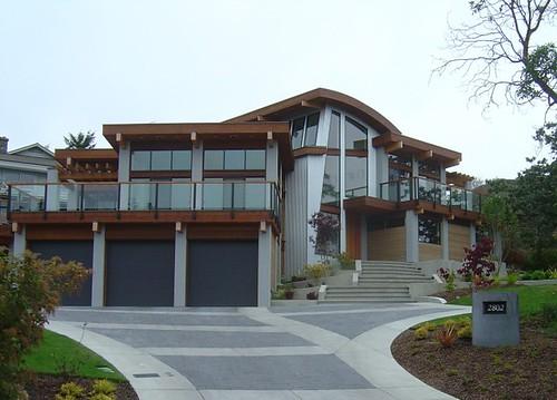 Modern Northwest House