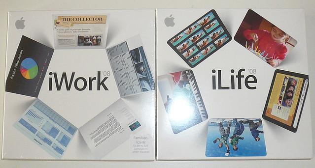 iWork08 / iLife 08