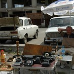 Vernissage Weekend Market - Yerevan, Armenia