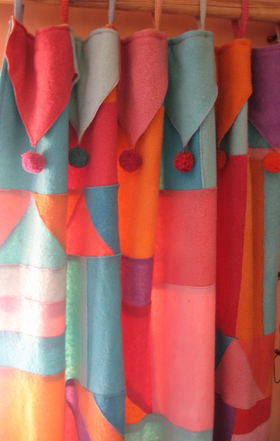 circus tent curtains | Flickr - Photo Sharing!