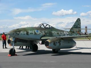 Messerschmitt Me 262 B1-A