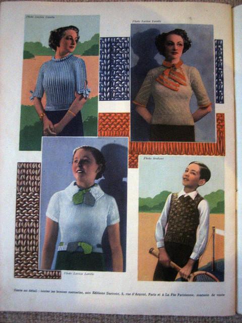 Free Knitting Patterns: Knitting Projects, Vintage Knitting Patterns