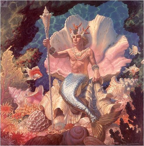 Sea Lord Of Lemuria