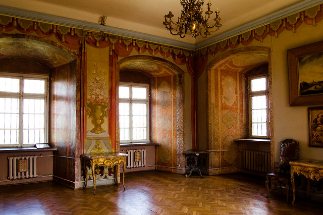 Painted Baroque Room Flickr Photo Sharing