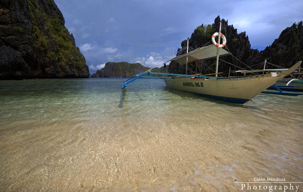 Secret Lagoon филиппины