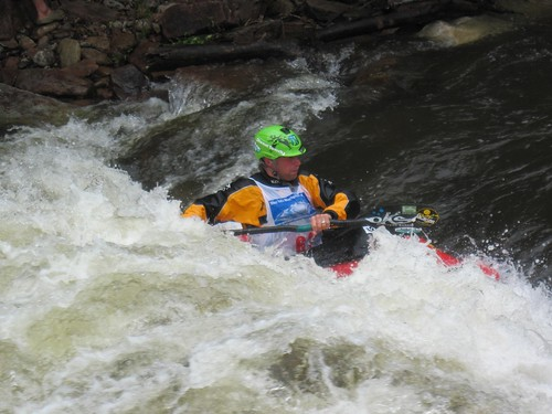 Kayak Competition
