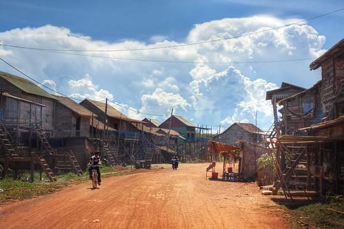 Kampong Kleng, Cambodia