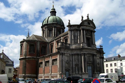 Cathédrale Saint-Aubain or St. Aubin's Cathedral