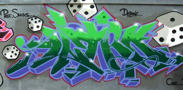Graffiti Flickr Photo Sharing