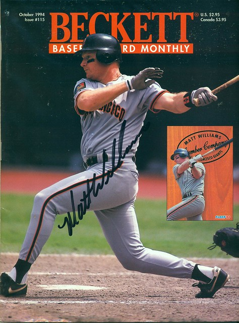 Beckett Baseball Card Monthly Nikon 50mm 18 Review