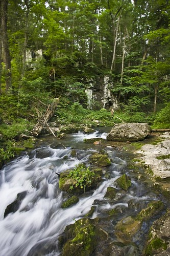 longexposure water virginia stream brook wilderness jeffersonnationalforest